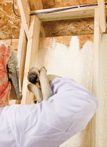 Calgary Spray Foam Insulation Services and Benefits